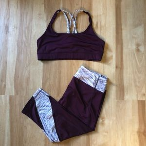 Pants - Work Out Set
